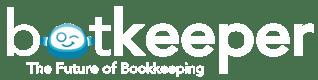 botkeeper white logo PNG
