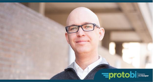 Protobi CEO Pieter Sheth-Voss | Botkeeper