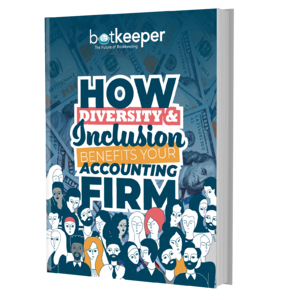 How diversity & inclusion benefits your accounting firm _ 3D Mock _ Ebook Cover