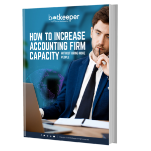 How to Increase Accounting Firm Capacity 3D mockup ebook cover