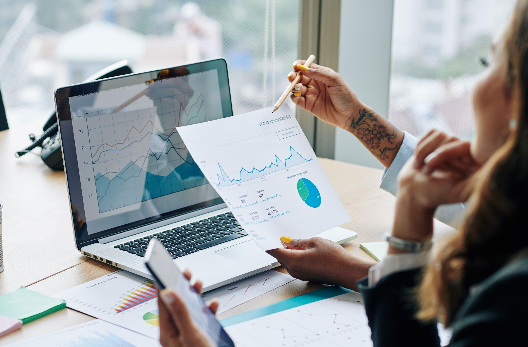 Data finance report | Botkeeper