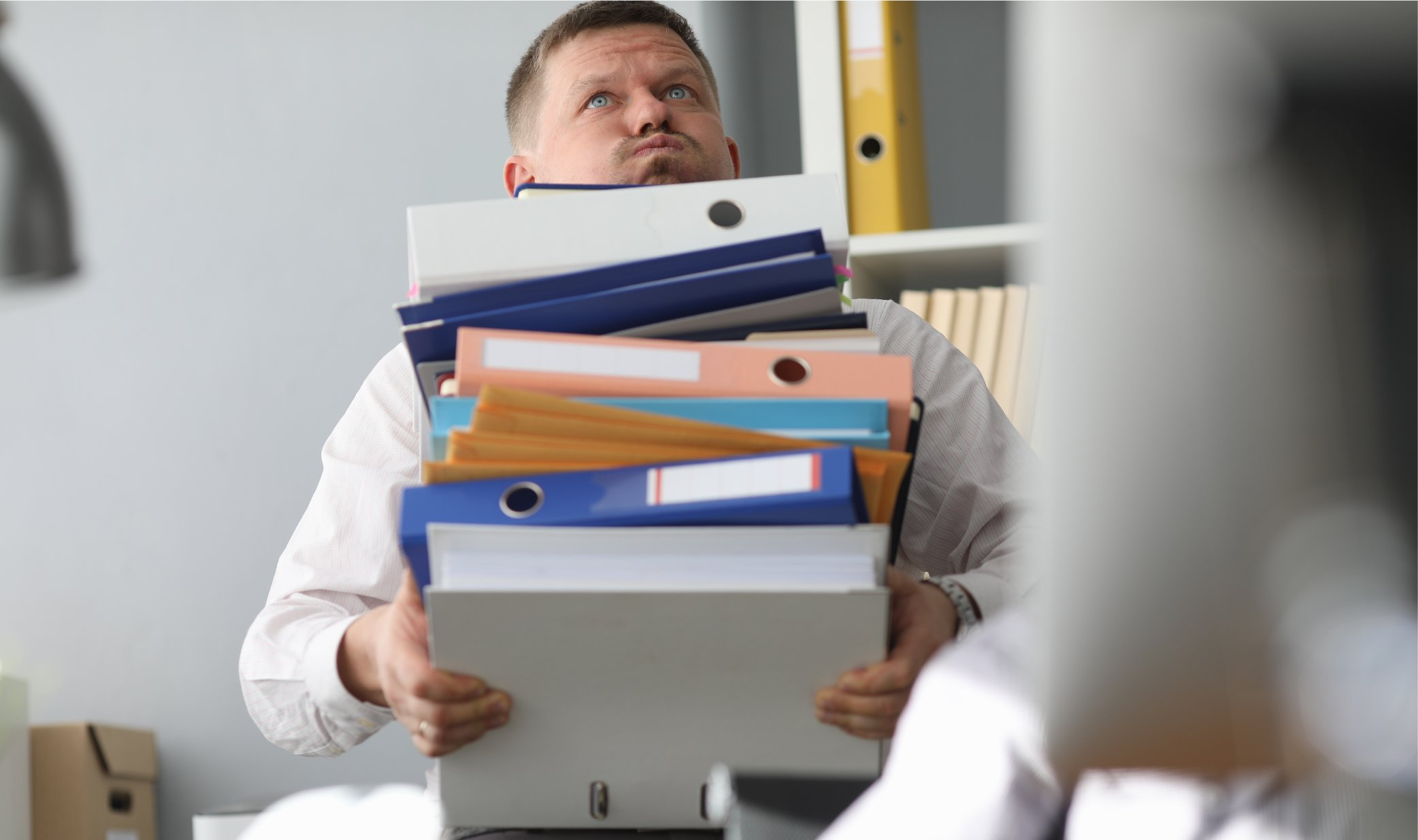 information overload | Botkeeper