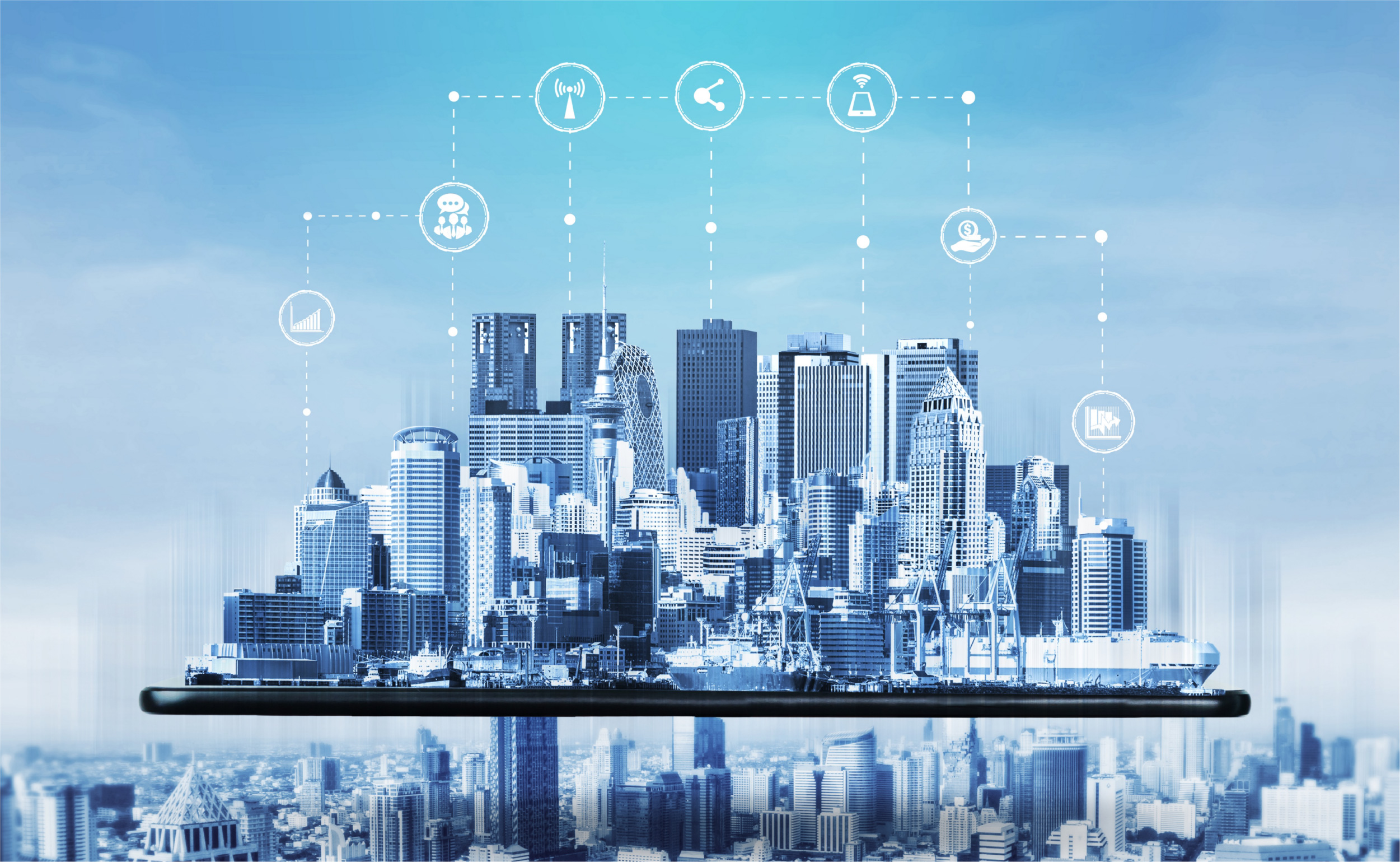 modern-creative-communication-internet-network-connect-smart-city | Botkeeper