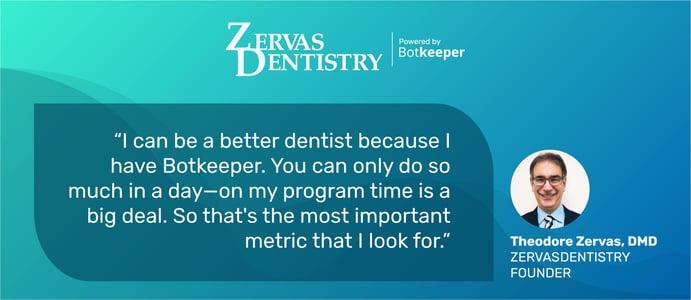 zervas dentistry | Botkeeper