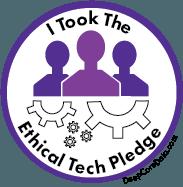 Ethical Tech Pledge, startup spotlight, Deep Core Data