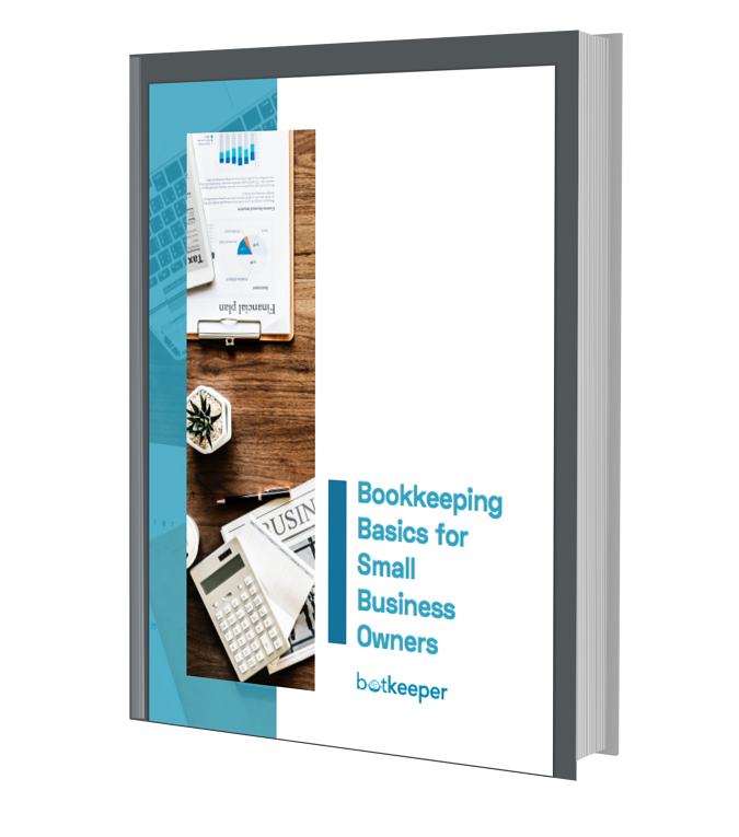 bookkeeping basics 3d