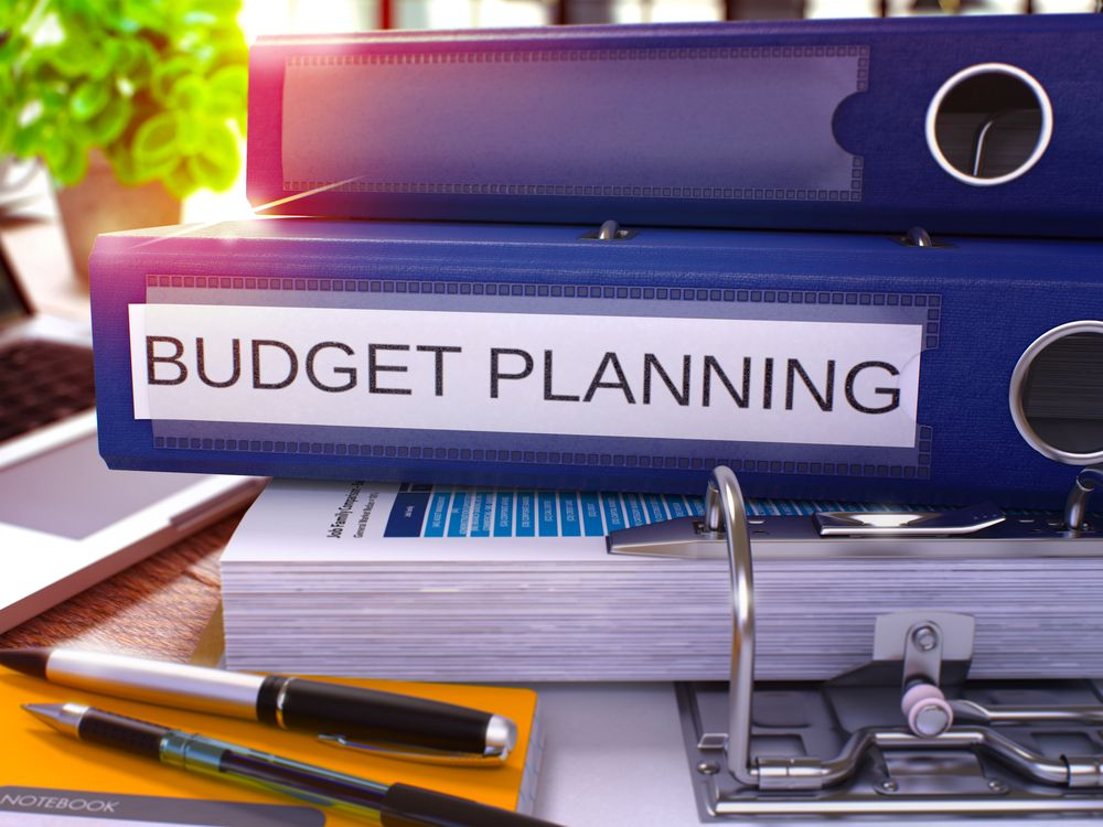 5. Create a Yearly Budget
