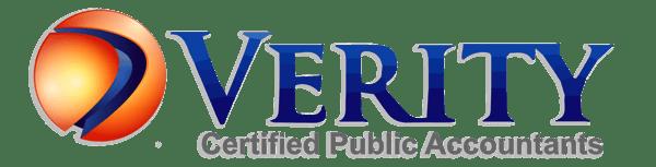 Verity Logo banner
