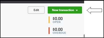 create invoice quickbooks
