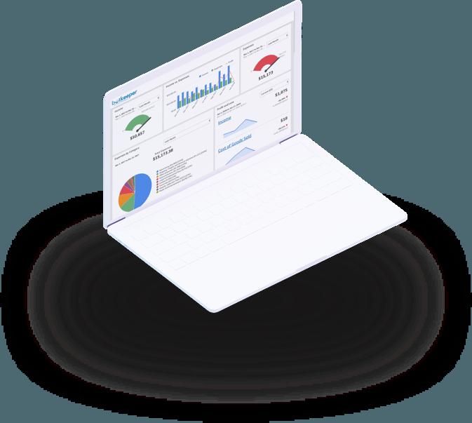 Botkeeper dashboard for Restaurant Bookkeeping