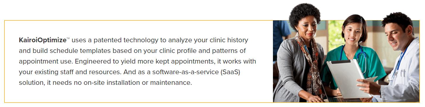 Kairoi Health landing page | Botkeeper